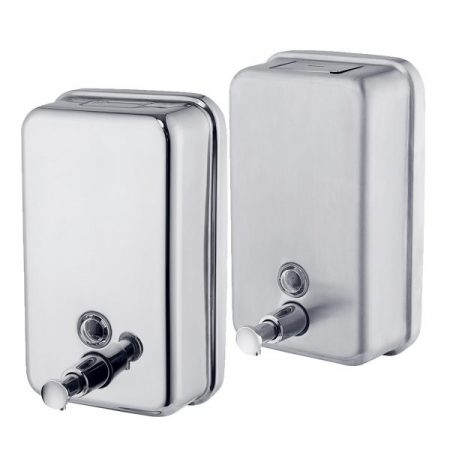 PW-4 SERIES solid soap dispenser